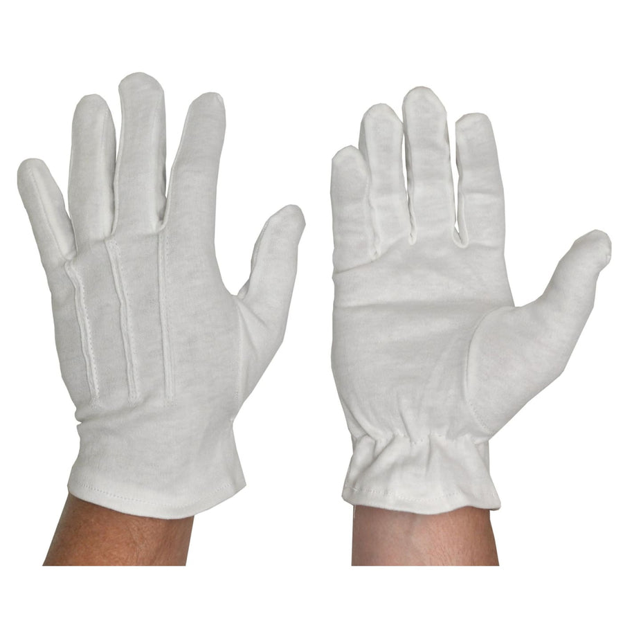 Gloves White - Glasses Gloves & Neckwear Halloween costumes