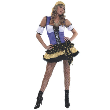 Good Fortune Sm-Md - adult halloween costumes female Halloween costumes Fortune