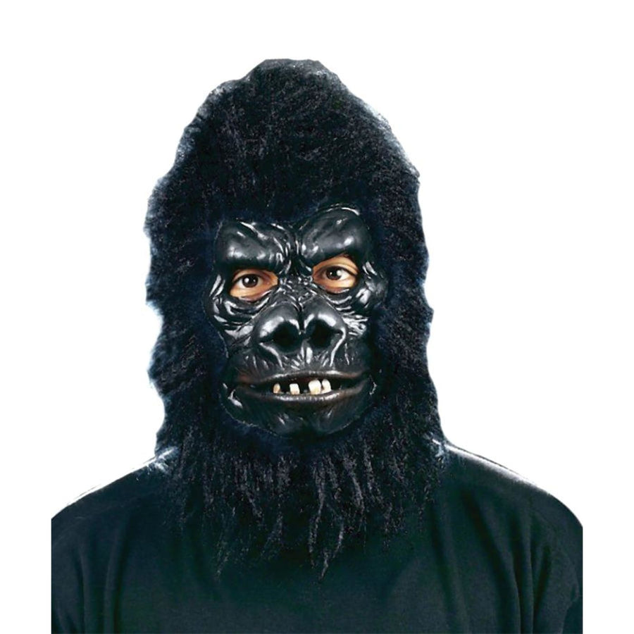 Gorilla Deluxe Mask - Costume Masks Gorilla Halloween Costume Halloween costumes
