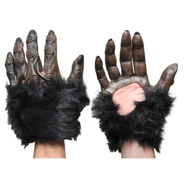 Gorilla Hands - Halloween costumes Hands Feet & Chest