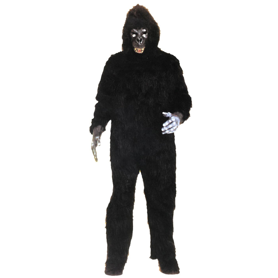 Gorilla Plush Adult Mascot Costume - adult halloween costumes Animal & Insect