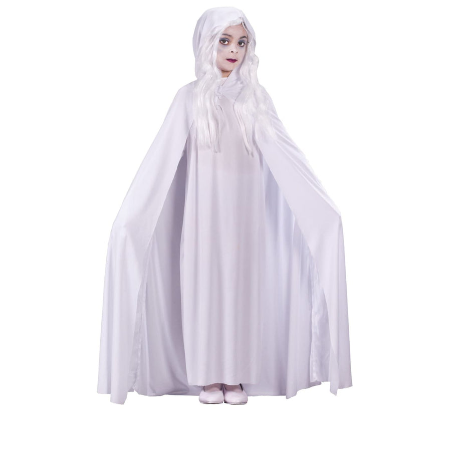 Gossamer Ghost Child Md - Ghoul Skeleton & Zombie Costume Girls Costumes girls