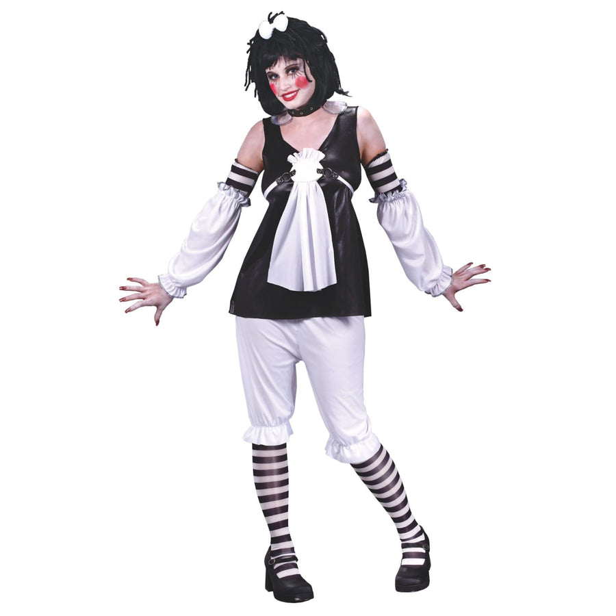 Goth Ann Sm-Md - Clown & Mime Costume clown costumes Gothic & Vampire Costume