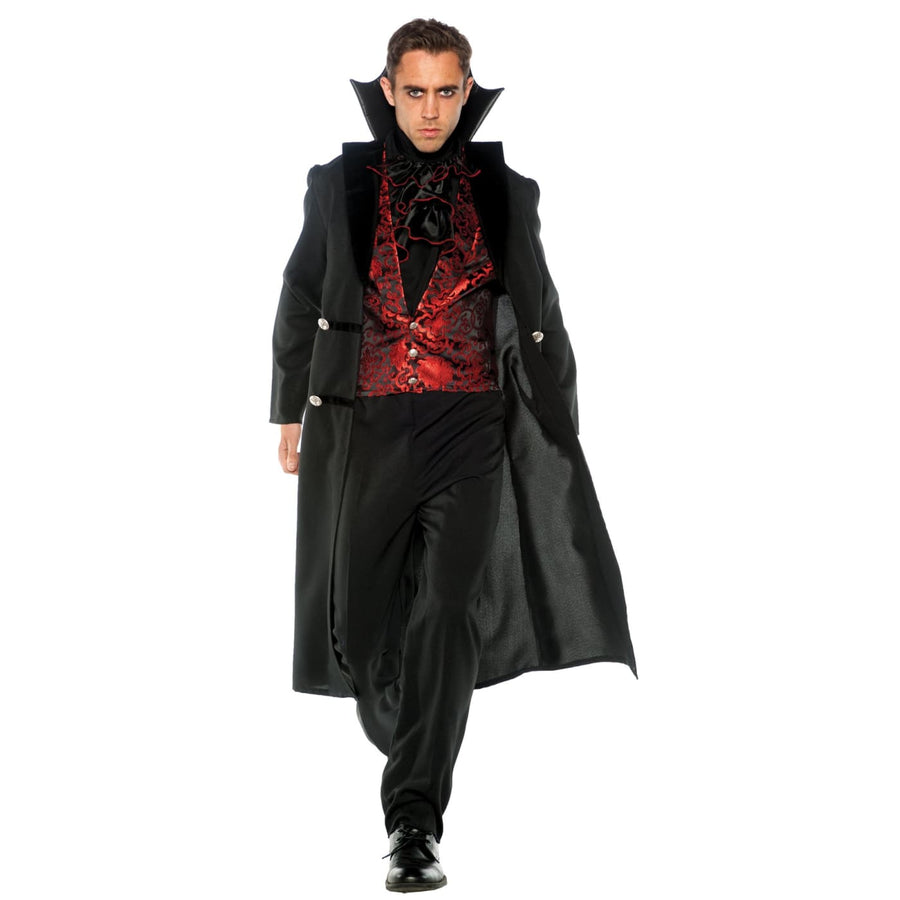 Gothic Vampire Adult Costume - adult halloween costumes halloween costumes Mens