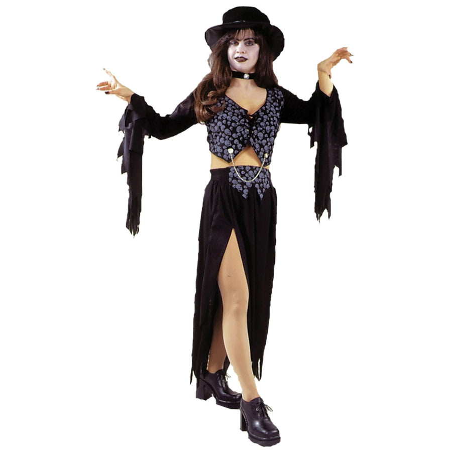 Grave Seeker - adult halloween costumes female Halloween costumes Ghoul Skeleton
