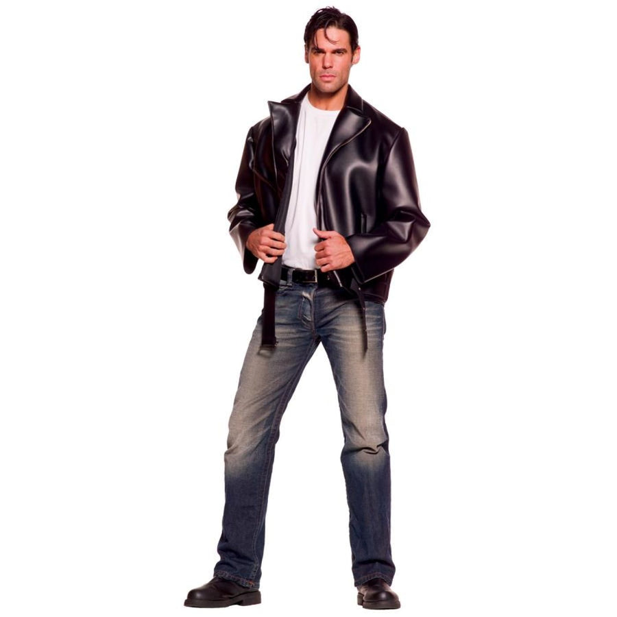 Greaser Adult Costume 42-44 - 50s Costume Grease Costume Greaser Halloween