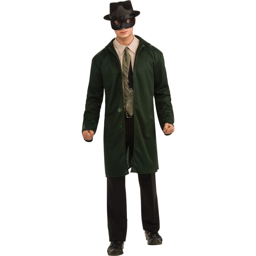 Green Hornet Adult Costume - adult halloween costumes halloween costumes male