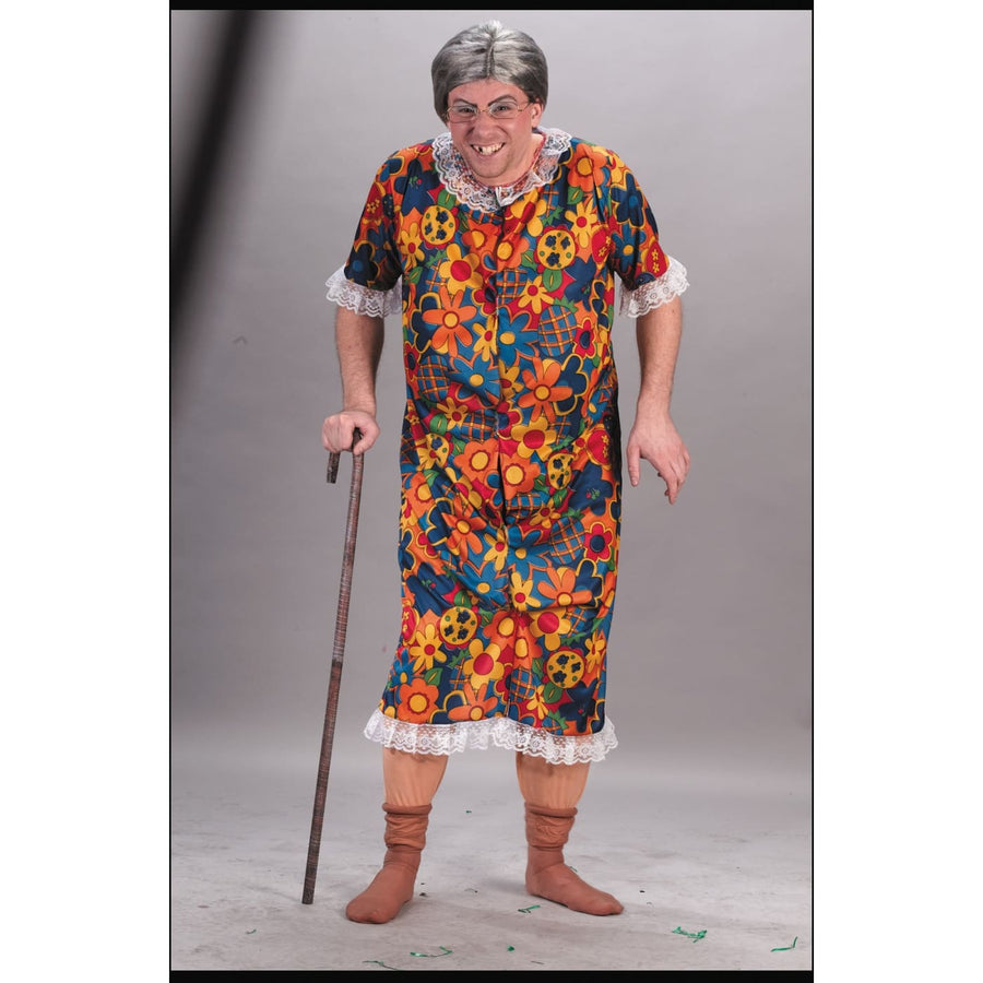 Groppin Granny Adult - adult halloween costumes Funny Costume funny halloween