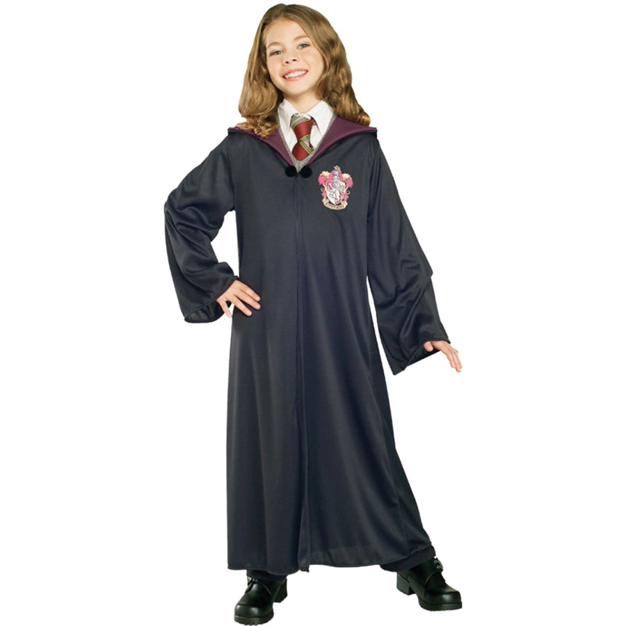 Gryffindor Robe Child Costume Md - Halloween costumes Harry Potter Costume Robes