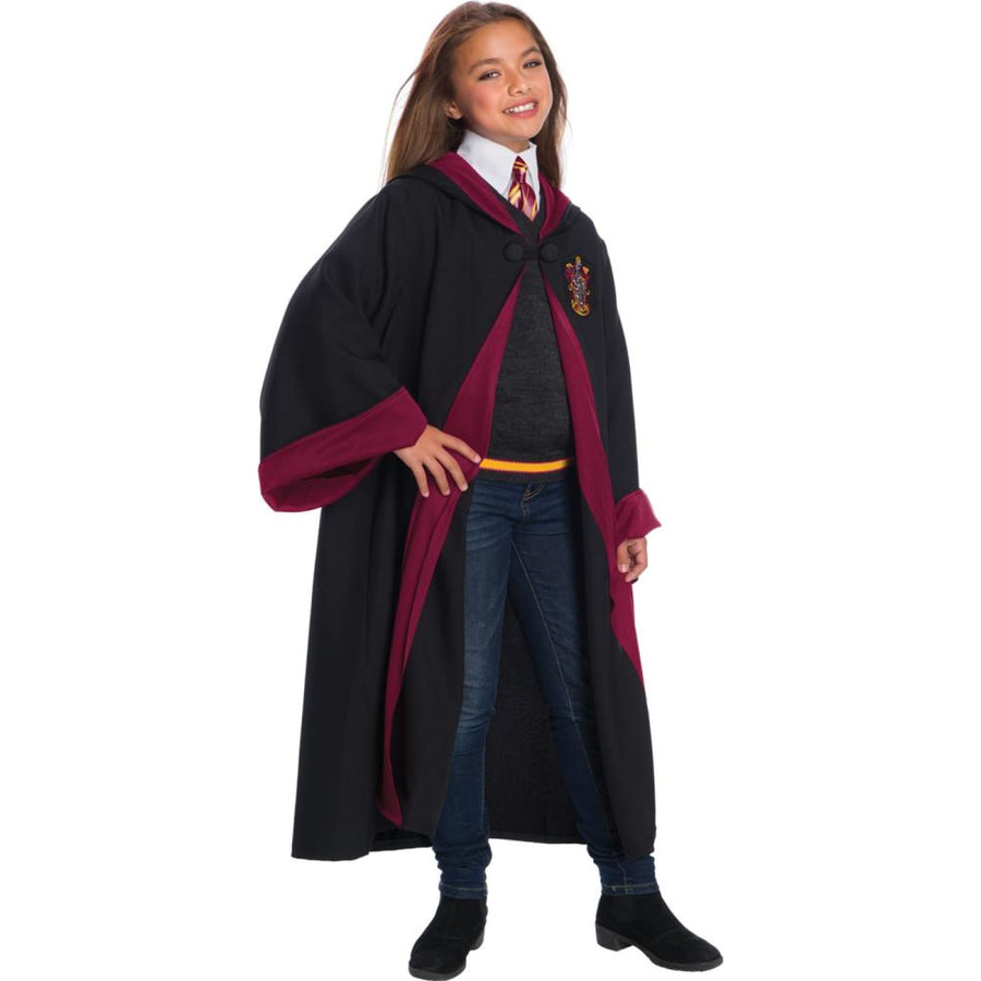 Gryffindor Set Deluxe Kids Costume Md - Boys Costumes Girls Costumes Gryffindor