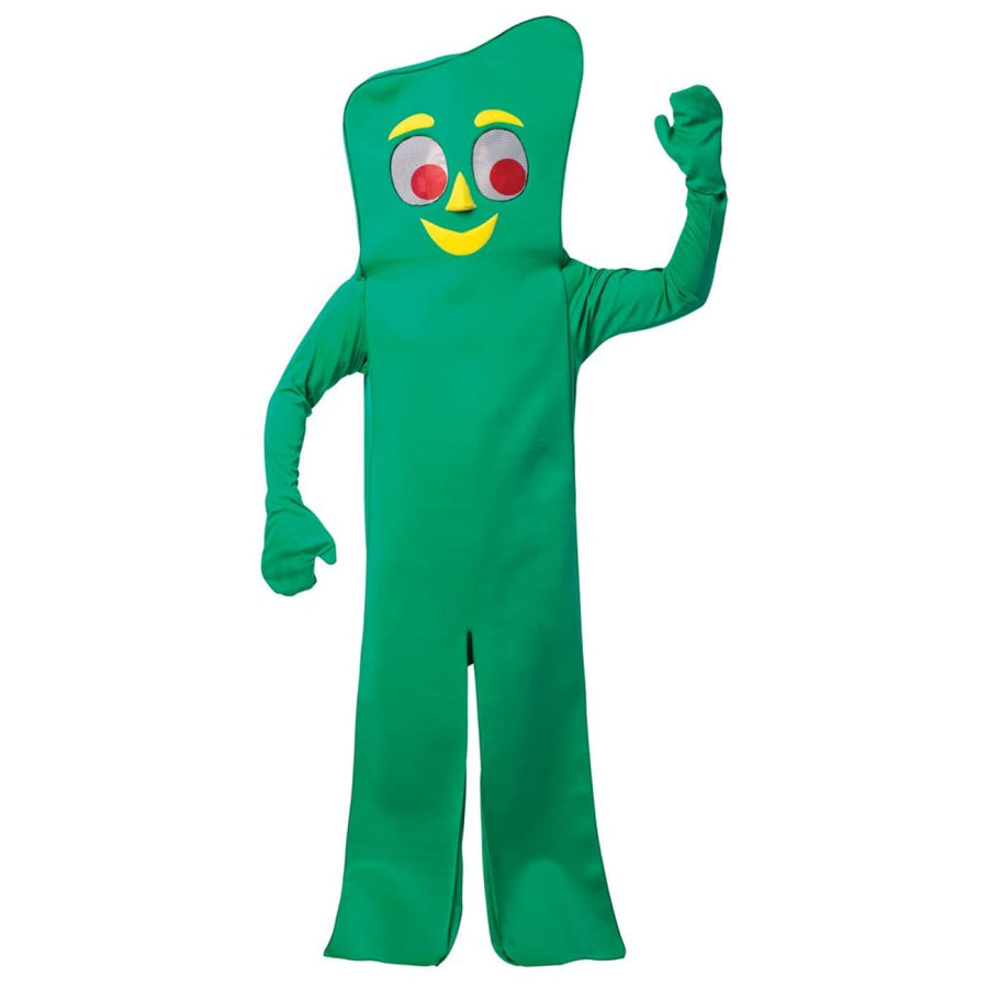 Gumby Adult Costume - adult halloween costumes halloween costumes Mens Costumes