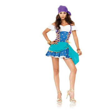 Gypsy Princess Md Lg - adult halloween costumes female Halloween costumes