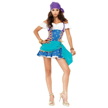 Gypsy Princess Teen Sm-Md - adult halloween costumes female Halloween costumes