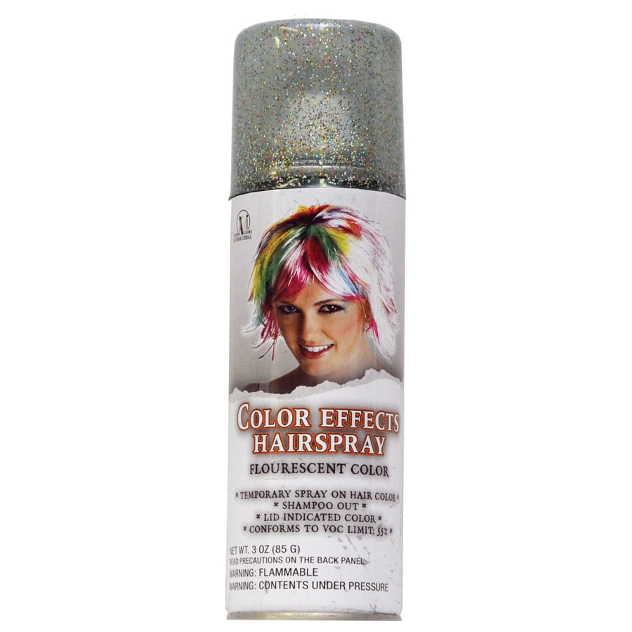 Hair Spray Glitter Multicolor - Costume Makeup Halloween costumes Halloween