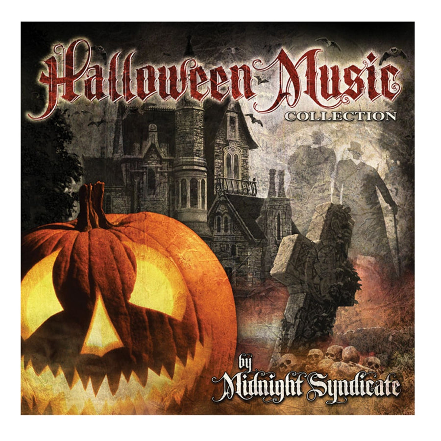 Halloween Music Collection Cd - Halloween costumes Videos Books & Audio