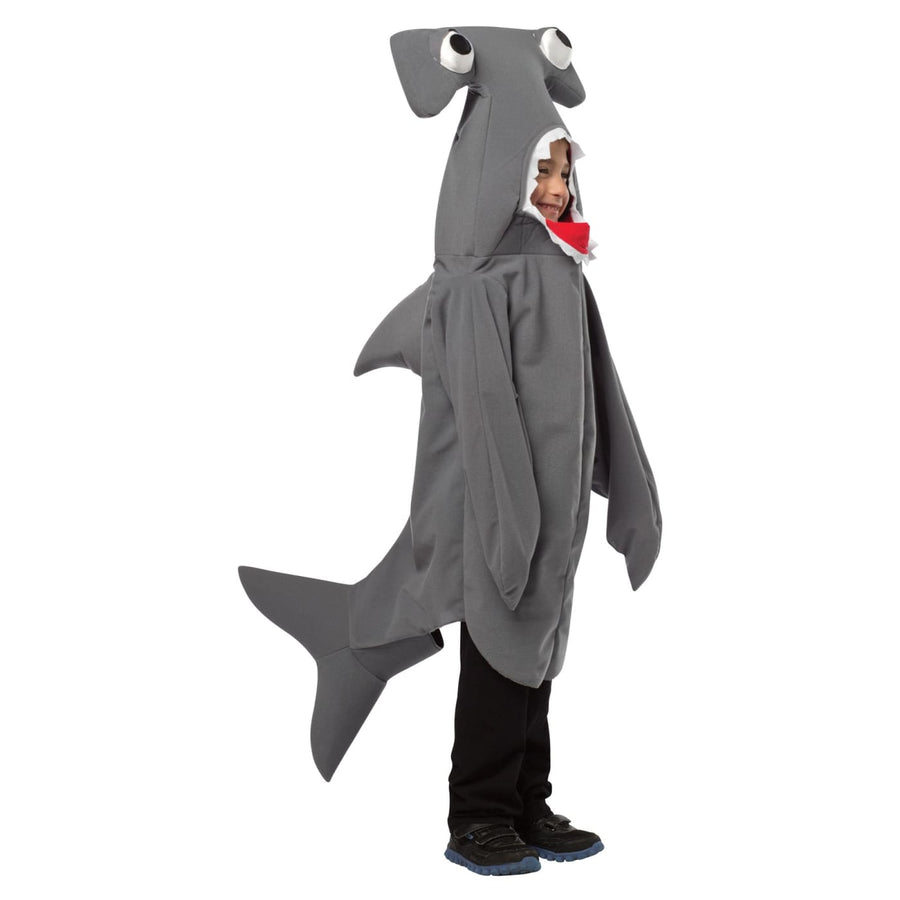 Hammerhead Shark Boys Costume 4-6X - Animal & Insect Costume Boys Costumes boys