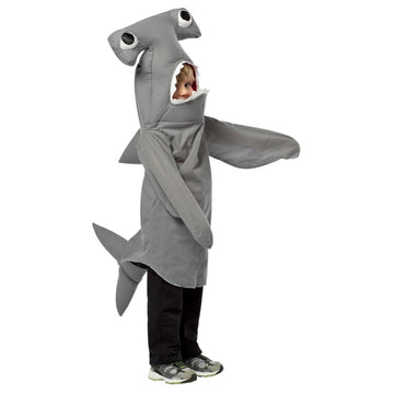 Hammerhead Shark Toddler Costume 3T-4T - featured Halloween costumes Toddler