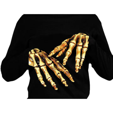 Hands Bones - Halloween costumes Hands Feet & Chest