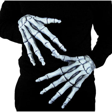 Hands Ghostly Bones - Hands Feet & Chest