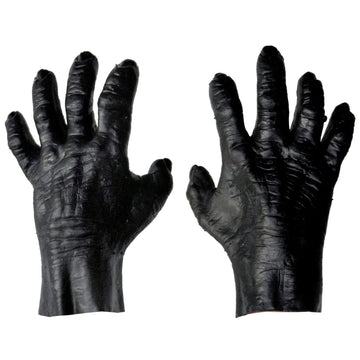 Hands Gorilla - Halloween costumes Hands Feet & Chest