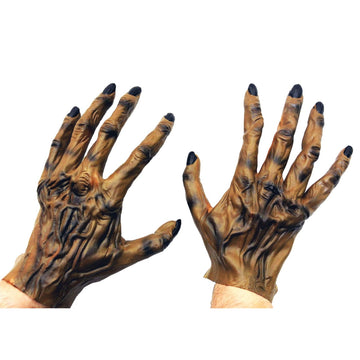 Hands Werewolf - Halloween costumes Hands Feet & Chest
