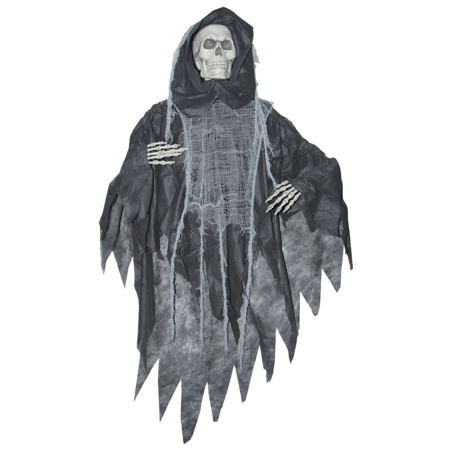 Hanging Black Reaper - Decorations & Props Halloween costumes haunted house