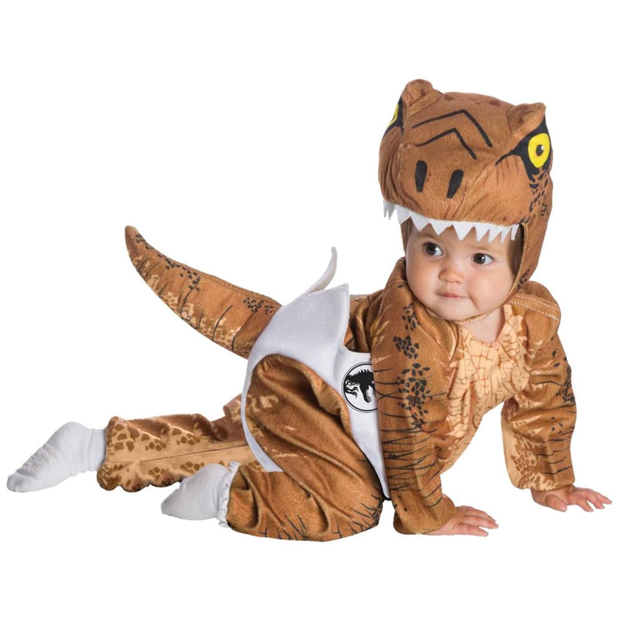 Hatching T Rex Baby Costume 6-12 Months - New Costume