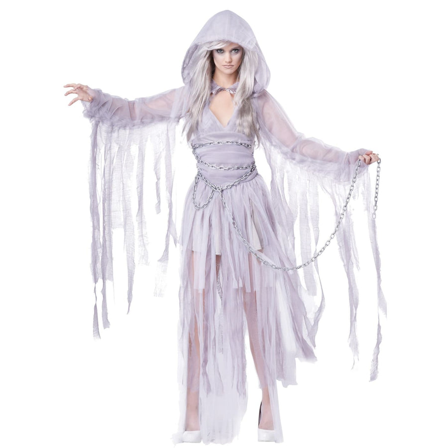 Haunting Beauty Adult Costume Large 10-12 - adult halloween costumes female