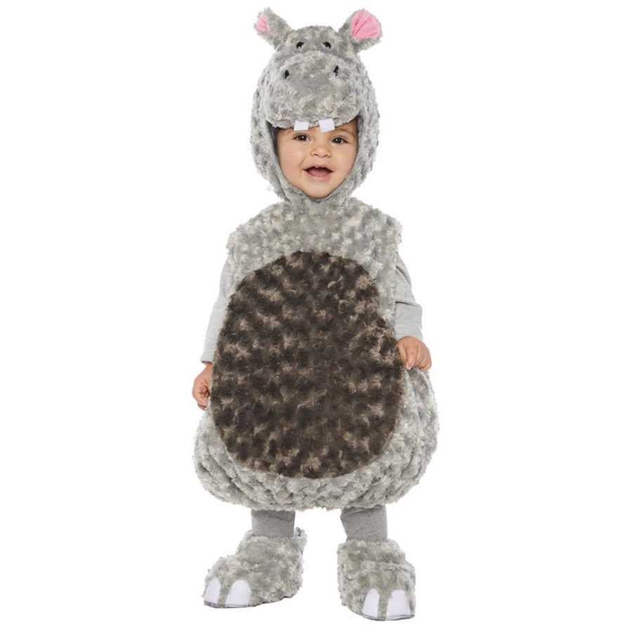Hippo Toddler Costume 18-24 Months - Halloween costumes Hippo Toddler Costume