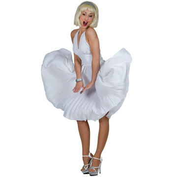 Hollywood Hottie Womens Costume Md - 50s Costume adult halloween costumes female