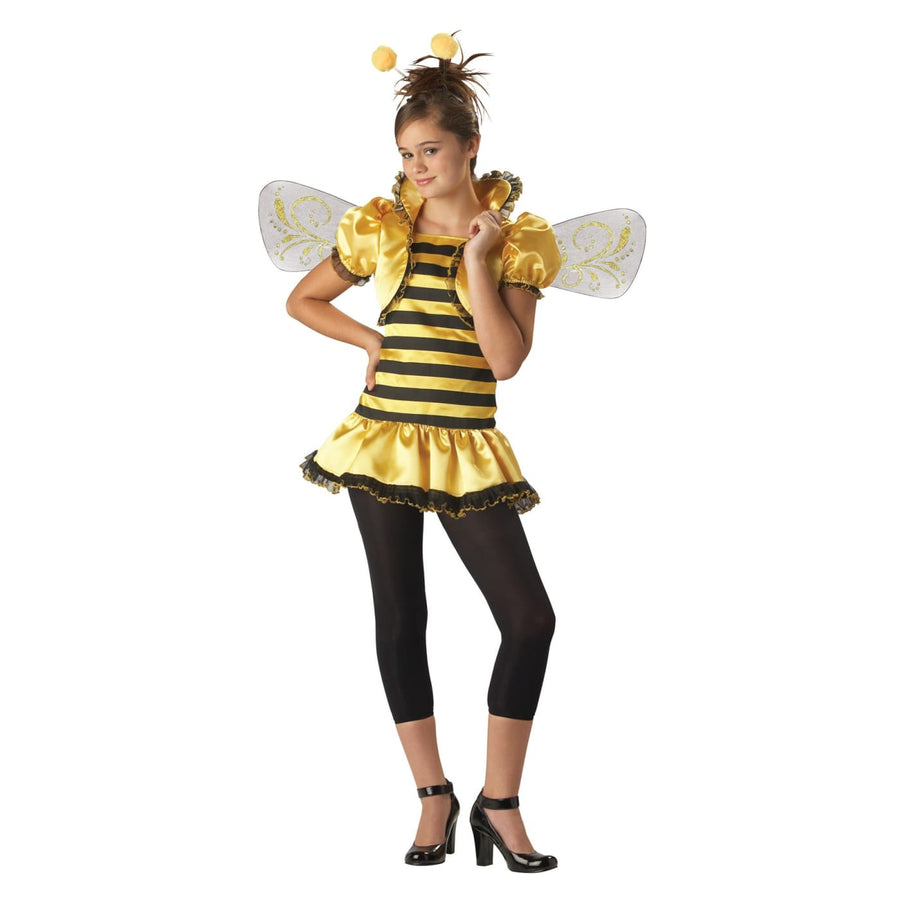 Honey Bee Child 12-14 - Animal & Insect Costume Girls Costumes girls Halloween