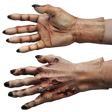Horrific Death Hands - Halloween costumes Hands Feet & Chest