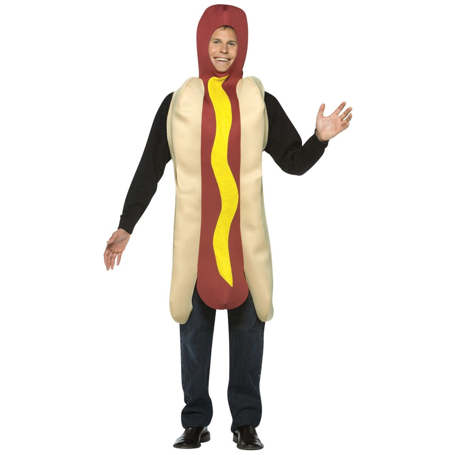Hot Dog Costume - adult halloween costumes Food & Drink Costume halloween