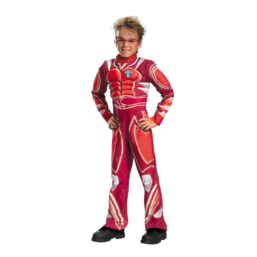 Hot Wheels Vert Wheeler Boys Costume Muscle 4-6 - Boys Costumes boys Halloween