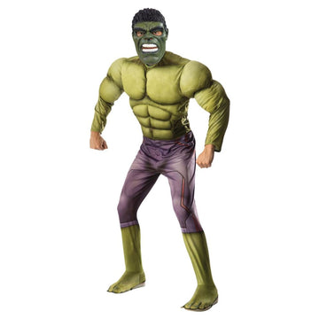 Hulk Adult Costume Xlarge - adult halloween costumes halloween costumes male