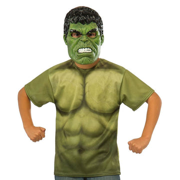 Hulk Boys Costume Set Boys Costume Medium - Boys Costumes Halloween costumes