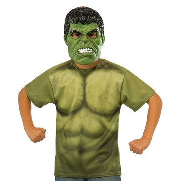 Hulk Boys Costume Set Boys Costume Small - Boys Costumes Halloween costumes