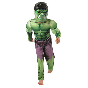 Hulk Boys Costume Small - Boys Costumes boys Halloween costume Halloween