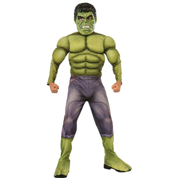 Hulk Boys Costume Small - Boys Costumes Halloween costumes Incredible Hulk
