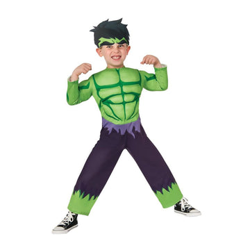 Hulk Toddler Costume 1T-2T - Halloween costumes Marvel Comics Costume superhero
