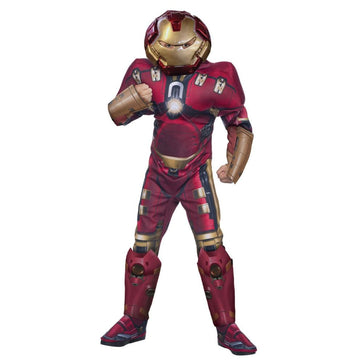 Hulkbuster Boys Costume Large - Boys Costumes boys Halloween costume Halloween