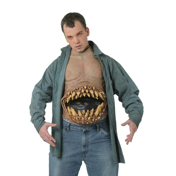 Hunger Pains Chest Piece - Halloween costumes Hands Feet & Chest