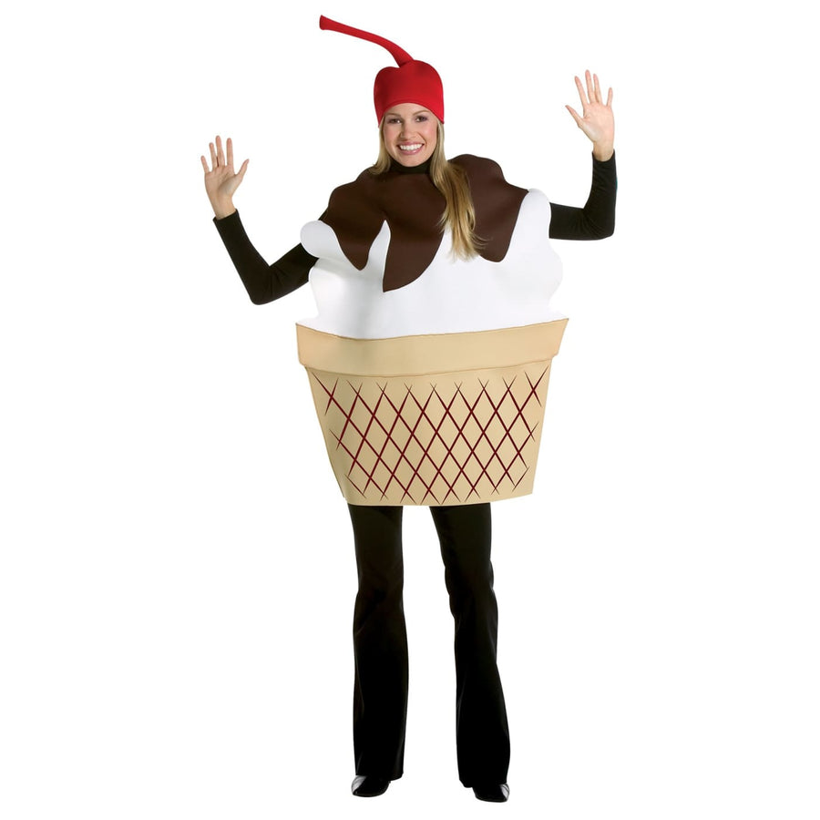 Ice Cream Sundae Costume - Halloween costumes