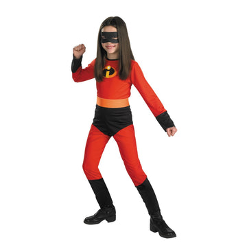 Incredibles Violet Kids Costume 4-6 - Disney Costume Girls Costumes Halloween