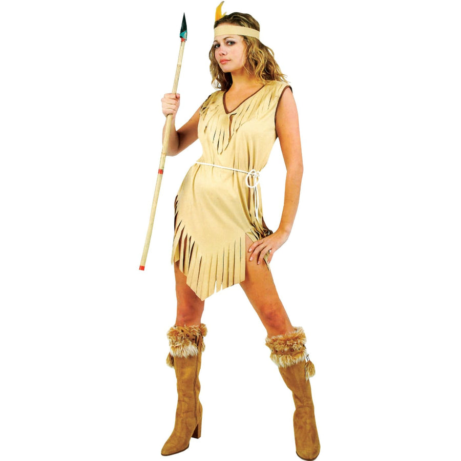 Indian Lady - adult halloween costumes female Halloween costumes Halloween