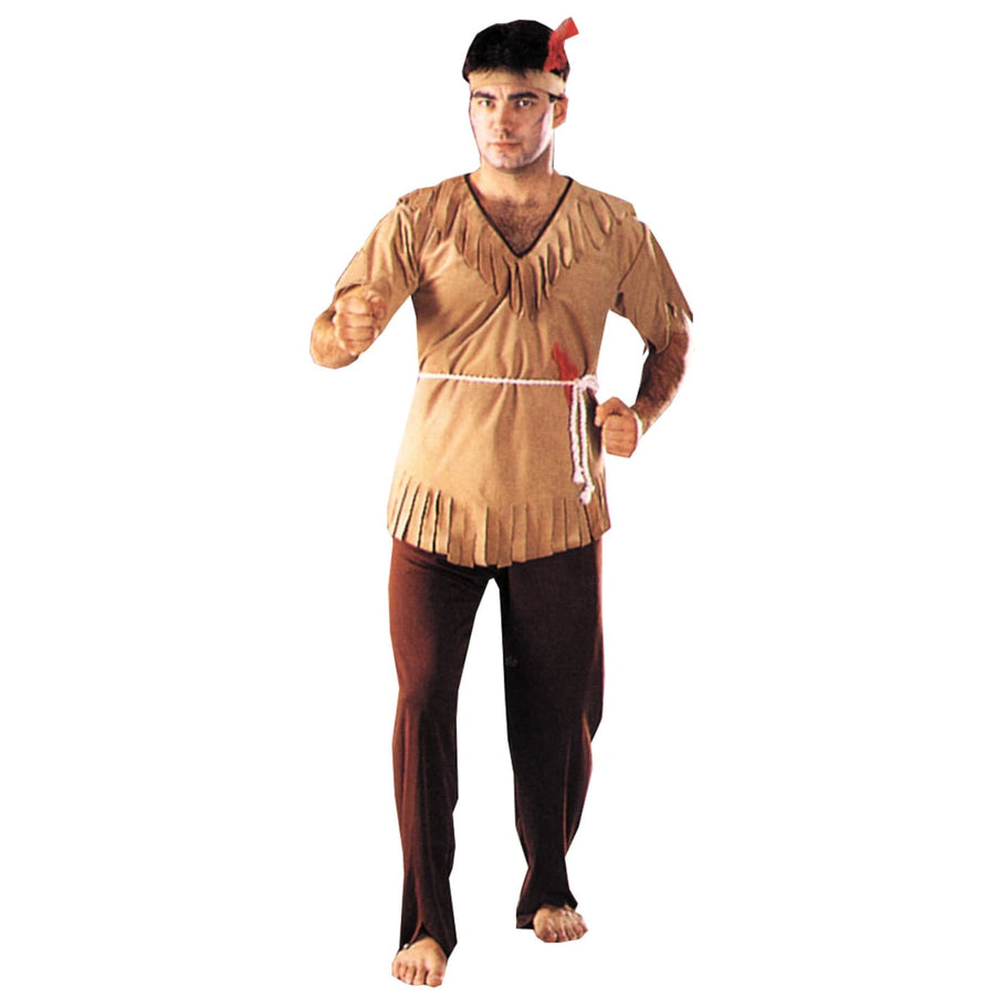 Indian Man One Sz - adult halloween costumes halloween costumes male Halloween