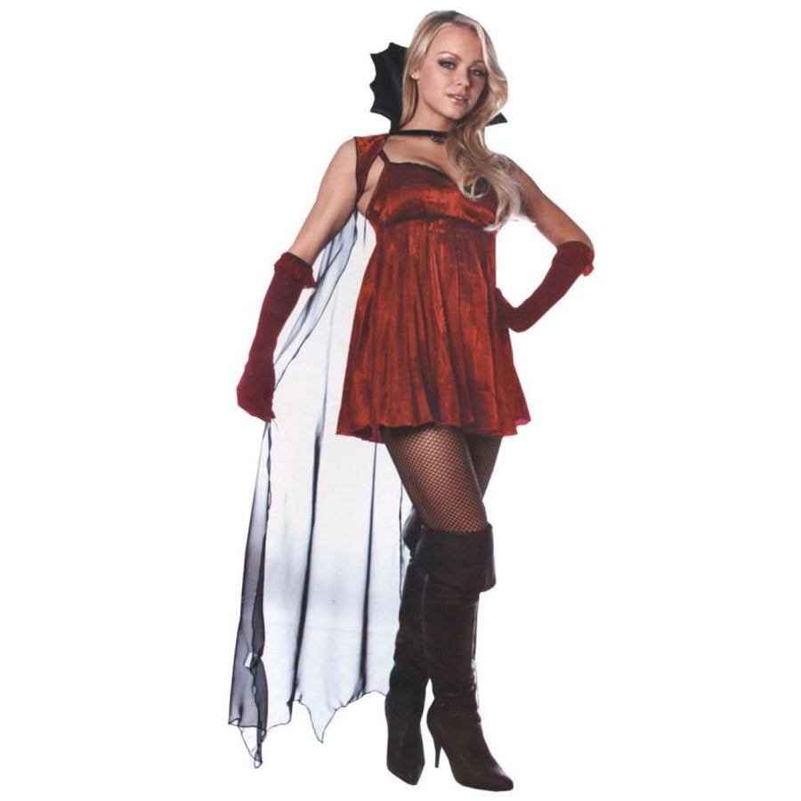 Inferno Womans Adult Costume Large - adult halloween costumes Demon & Devil