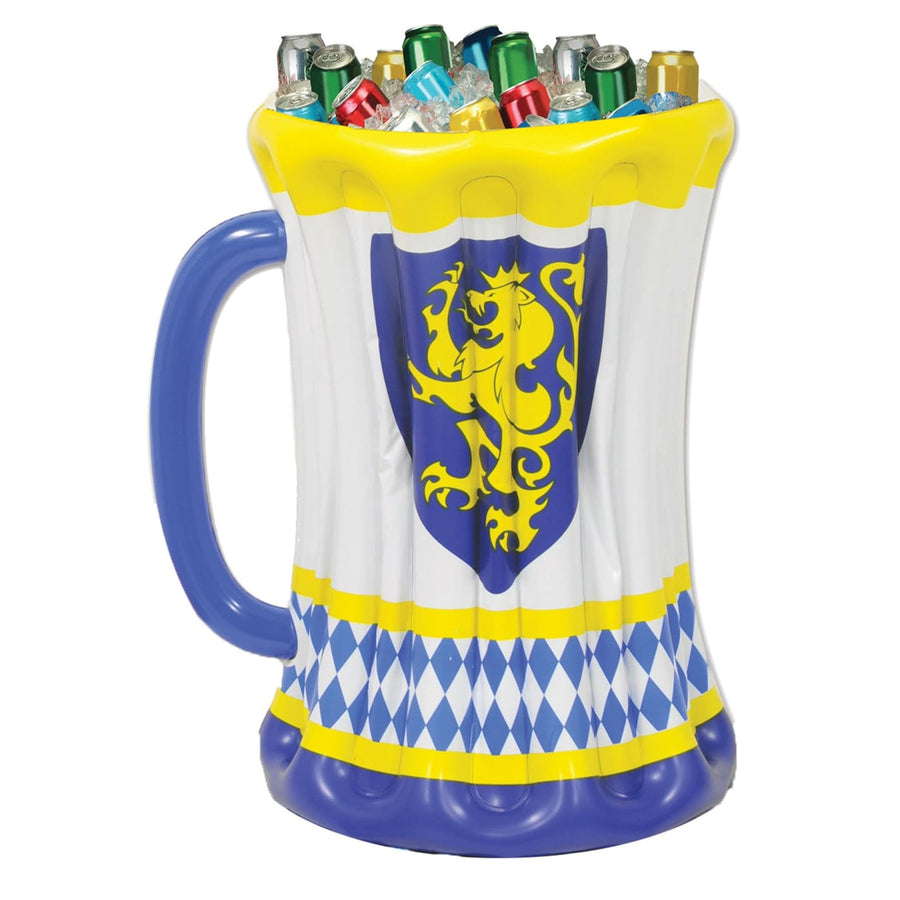 Inflatable Beer Stein Cooler - Decorations & Props Funny Costume Halloween