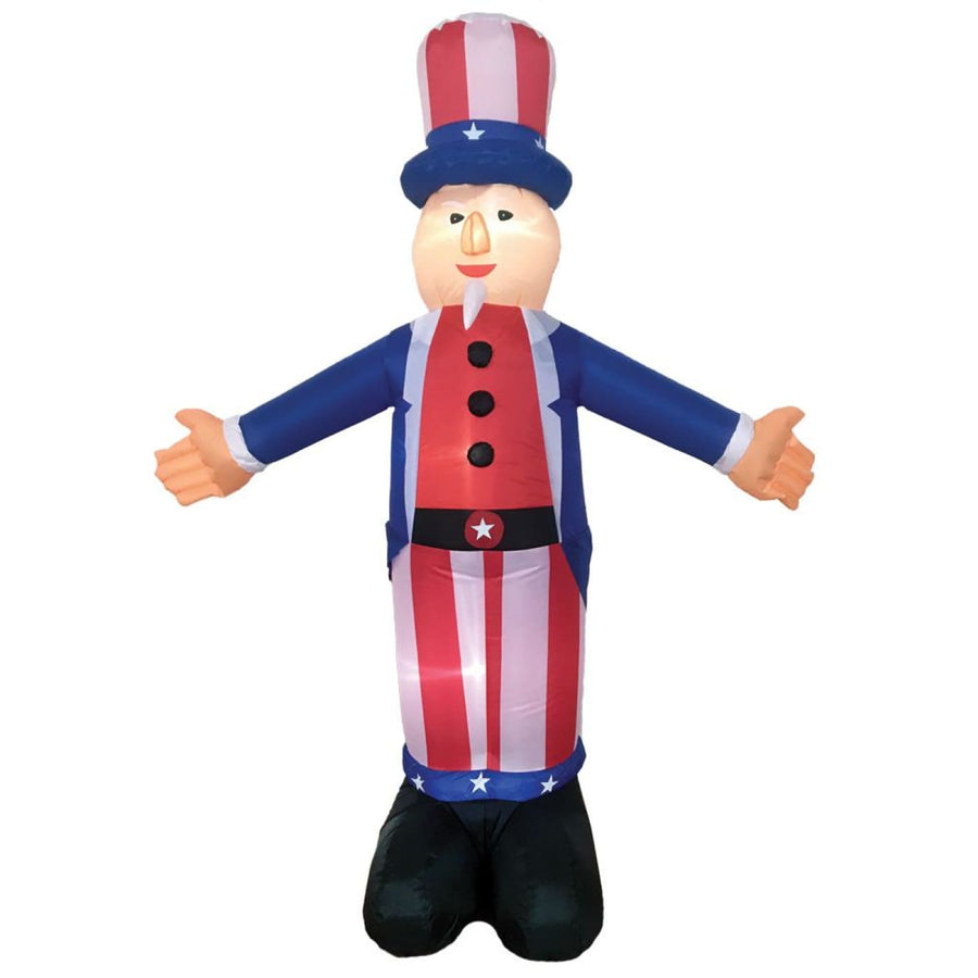 Inflated Uncle Sam 6 Ft - Halloween costumes New Costume