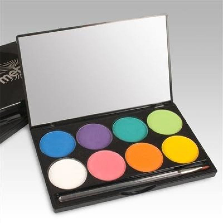 Intense Pressed Shadow Ypro Palette Fire - Costume Makeup Halloween costumes